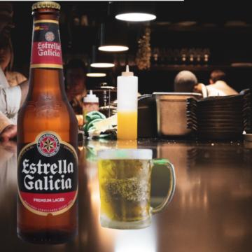 Estrella Galícia Lager
