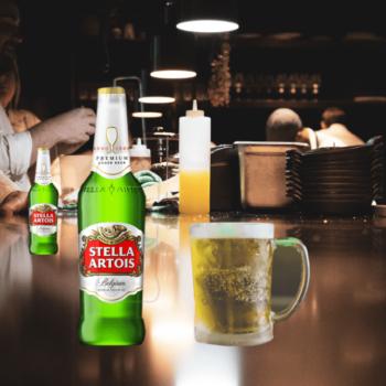 Stella Artois long nect 275